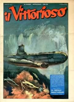 Copertina VITTORIOSO 1951 n.3 - VITTORIOSO 1951              3, A.V.E.