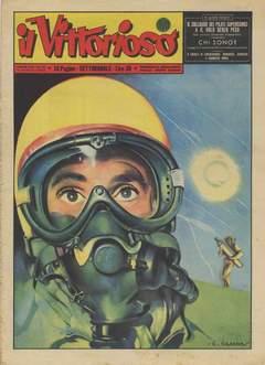 Copertina VITTORIOSO 1955 n.14 - VITTORIOSO 1955             14, A.V.E.
