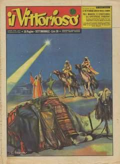 Copertina VITTORIOSO 1955 n.2 - VITTORIOSO 1955              2, A.V.E.