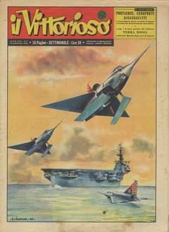 Copertina VITTORIOSO 1955 n.3 - VITTORIOSO 1955              3, A.V.E.