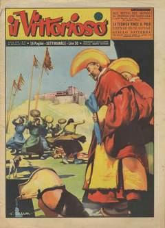 Copertina VITTORIOSO 1955 n.5 - VITTORIOSO 1955              5, A.V.E.