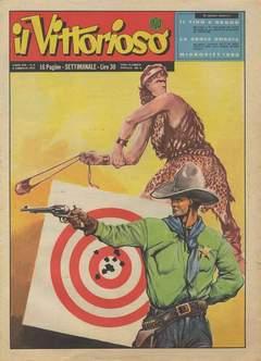 Copertina VITTORIOSO 1955 n.6 - VITTORIOSO 1955              6, A.V.E.