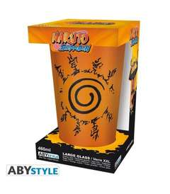 Copertina BICCHIERE ABYSTYLE n.10 - ABYVER137 - BICCHIERE 400ML KONOHA & SEAL, ABYSTYLE