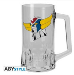 Copertina BICCHIERE ABYSTYLE n.6 - BOCCALE GRENDIZER 500ML, ABYSTYLE