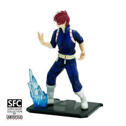 Copertina FIGURE ABYSTYLE n.4 - ABYFIG006 - SHOTO TODOROKI, ABYSTYLE