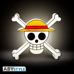 Copertina LAMPADE ABYSTYLE n.1 - ABYLIG015 - ONE PIECE SKULL LAMP, ABYSTYLE