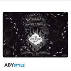 Copertina MOUSEPAD ABYSTYLE n.1 - HARRY POTTER MARAUDER'S PAD, ABYSTYLE