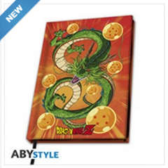 Copertina NOTEBOOK ABYSTYLE n.3 - DRAGON BALL Z, ABYSTYLE