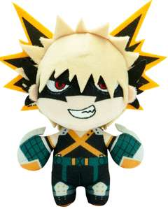 Copertina PELUCHES ABYSTYLE n.1 - ABYPEL038 - BAKUGO, ABYSTYLE
