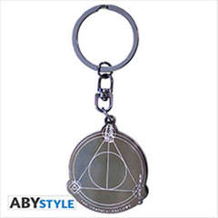 Copertina PORTACHIAVI ABYSTYLE n.31 - HARRY POTTER - DEADLY HALLOWS, ABYSTYLE