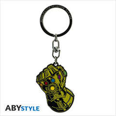 Copertina PORTACHIAVI ABYSTYLE n.57 - MARVEL - INFINITY GAUNTLET, ABYSTYLE