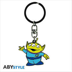 Copertina PORTACHIAVI ABYSTYLE n.58 - TOY STORY - ALIEN, ABYSTYLE