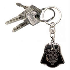 Copertina PORTACHIAVI ABYSTYLE n.1 - STAR WARS - DARTH VADER, ABYSTYLE