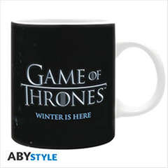 Copertina TAZZE ABYSTYLE n.10 - GAME OF THRONES 320 ml - NIGHT KING, ABYSTYLE
