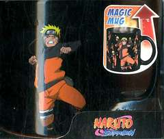 Copertina TAZZE ABYSTYLE n.108 - NARUTO HEAT CHANGE, ABYSTYLE