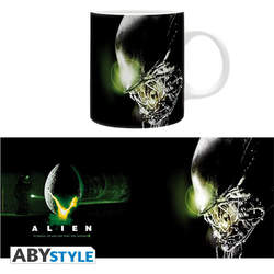 Copertina TAZZE ABYSTYLE n.150 - ABYMUG902 - ALIEN IN SPACE - TAZZA 320ML, ABYSTYLE