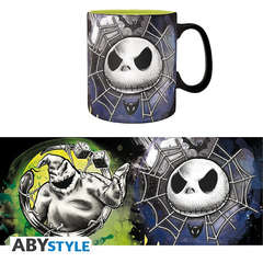 Copertina TAZZE ABYSTYLE n.152 - ABYMUG851 - NIGHTMARE BEFORE CHRISTMAS JACK & OOGI, ABYSTYLE