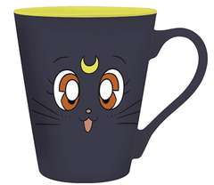 Copertina TAZZE ABYSTYLE n.187 - ABYMUG756 - SAILOR MOON - TAZZA 250ML - LUNA, ABYSTYLE