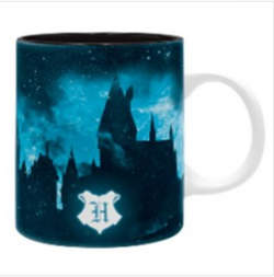 Copertina TAZZE ABYSTYLE n.40 - HARRY POTTER - HEAT CHANGE MUG 460ML VOLDEMORT, ABYSTYLE