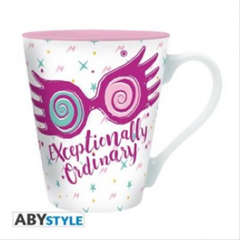 Copertina TAZZE ABYSTYLE n.61 - HARRY POTTER - 250ML - LUNA LOVEGOOD, ABYSTYLE