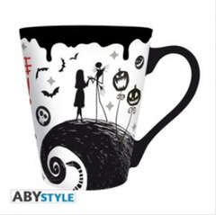 Copertina TAZZE ABYSTYLE n.63 - NIGHTMARE BEFORE CHRISTMAS - 250ML - OOGIE BOOGIE, ABYSTYLE