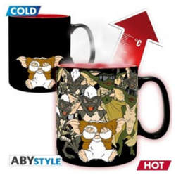 Copertina TAZZE ABYSTYLE n.87 - GREMLINS - HEAT CHANGE MUG 460ML, ABYSTYLE
