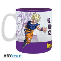 Copertina TAZZE ABYSTYLE n.97 - DRAGON BALL - GOKU VS FRIEZA - TAZZA 460ML, ABYSTYLE