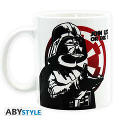 Copertina TAZZE ABYSTYLE n.2 - STAR WARS 320 ml - JOIN US, ABYSTYLE