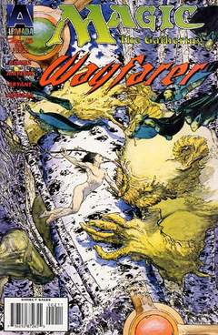 Copertina MAGIC TG WAYFARER M5 n.2 - Forces of Nature, ACCLAIM/VALIANT