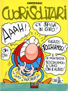 Copertina ACME COMICS n.11 - CUORI SOLITARI, ACME SRL