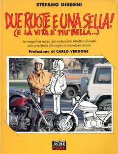 Copertina ACME COMICS n.2 - DUE RUOTE E UNA SELLA, ACME SRL