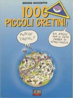 Copertina ACME COMICS n.8 - MILLE PICCOLI CRETINI, ACME SRL