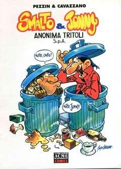 Copertina ACME COMICS n.7 - SMALTO & JONNI, ACME SRL