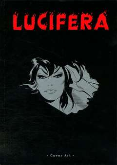 Copertina LUCIFERA n. - LUCIFERA, AG PRESS