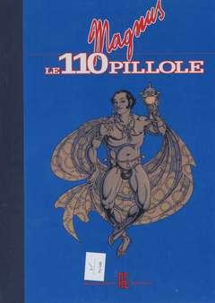 Copertina 110 PILLOLE PORTFOLIO n.0 - LE 110 PILLOLE - PORTFOLIO n°92 di 100, ALESSANDRO EDITORE