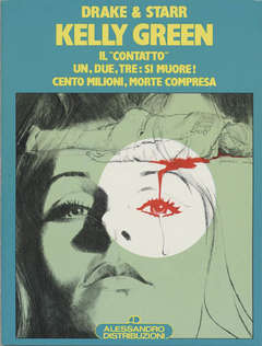 Copertina ALBI DI PILOT RACCOLTA n.3 - KELLY GREEN, ALESSANDRO EDITORE