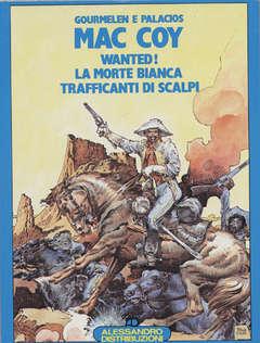 Copertina ALBI DI PILOT RACCOLTA n.2 - MAC COY, ALESSANDRO EDITORE