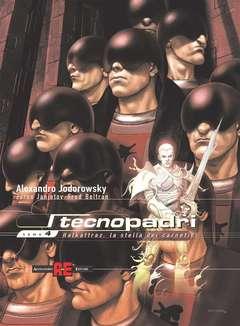 Copertina ALESSANDRO EDITORE OMAGGI n.97 - TECNOPADRI 4, ALESSANDRO EDITORE