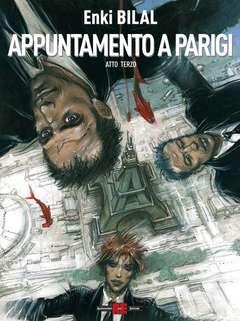 Copertina ALESSANDRO EDITORE OMAGGI n.8 - APPUNTAMENTO A PARIGI, ALESSANDRO EDITORE