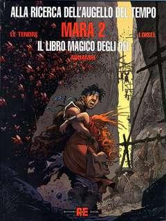 Copertina ALLA RICERCA DELL'AUGELLO DEL TEMPO n.6 - IL LIBRO MAGICO DEGLI DEI, ALESSANDRO EDITORE