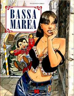 Copertina BASSA MAREA n. - BASSA MAREA, ALESSANDRO EDITORE