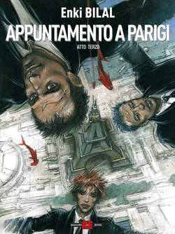 Copertina BILAL n.12 - APPUNTAMENTO A PARIGI, ALESSANDRO EDITORE