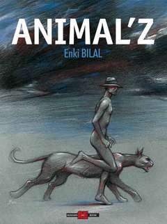 Copertina BILAL n.7 - ANIMAL'Z, ALESSANDRO EDITORE
