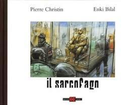 Copertina BILAL n.2 - IL SARCOFAGO, ALESSANDRO EDITORE