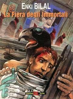 Copertina BILAL n.3 - LA FIERA DEGLI IMMORTALI, ALESSANDRO EDITORE