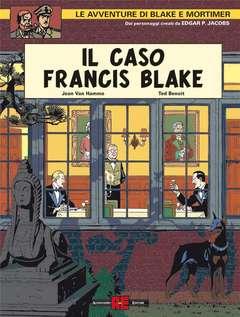 Copertina BLAKE E MORTIMER n.15 - CASO FRANCIS BLAKE, ALESSANDRO EDITORE