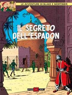 Copertina BLAKE E MORTIMER n.17 - L'EVASIONE DI MORTIMER, ALESSANDRO EDITORE