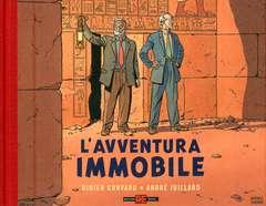 Copertina BLAKE E MORTIMER n.24 - L'AVVENTURA IMMOBILE, ALESSANDRO EDITORE