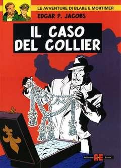 Copertina BLAKE E MORTIMER n.7 - CASO DEL COLLIER, ALESSANDRO EDITORE
