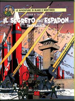 Copertina BLAKE E MORTIMER ESPADON COF. n. - IL SEGRETO DELL'ESPADON 1/3, ALESSANDRO EDITORE